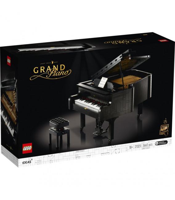 LEGO® D2C 21323 Ideas Piano, Age 18+, Building Blocks, 2020 (3662pcs)