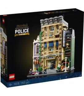 LEGO® D2C 10278 Creator Expert Police Station, Age 18+, Building Blocks, 2021 (2923pcs)