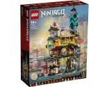 LEGO® D2C 71741 Ninjago City Gardens, Age 14+, Building Blocks, 2021 (5685pcs)
