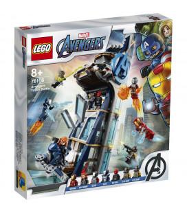 LEGO® Super Heroes 76166 Avengers Tower Battle, Age 8+, Building Blocks, 2020 (685pcs)