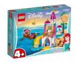 LEGO® Disney Princess 41160 Ariel's Seaside Castle, Age 4+, Building Blocks (115pcs)