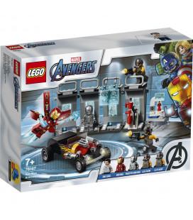 LEGO® Super Heroes 76167 Iron Man Armory, Age 7+, Building Blocks, 2020 (258pcs)