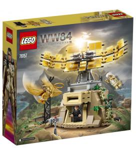 LEGO® Super Heroes 76157 Wonder Woman™ vs Cheetah, Age 8+, Building Blocks, 2020 (371pcs)
