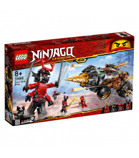 LEGO® Ninjago® 70669 Cole's Earth Driller, Age 8+