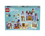 LEGO® Disney Princess 43180 Belle's Castle Winter Celebration, Age 4+, Building Blocks, 2020 (238pcs)