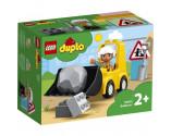 LEGO® DUPLO® Town 10930 Bulldozer, Age 2+, Building Blocks, 2020 (10pcs)
