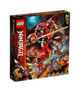 LEGO® Ninjago® 71720 Fire Stone Mech, Age 9+, Building Blocks, 2020 (968pcs)