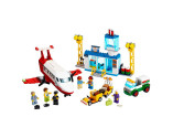 LEGO® City 60261 Central Airport, Age 4+, Building Blocks, 2020 (286pcs)