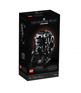 LEGO® Star Wars™ 75274 TIE Fighter Pilot™ Helmet, Age 18+, Building Blocks, 2020 (724pcs)