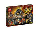 LEGO® Ninjago® 71719 Zane's Mino Creature, Age 8+, Building Blocks, 2020 (616pcs)