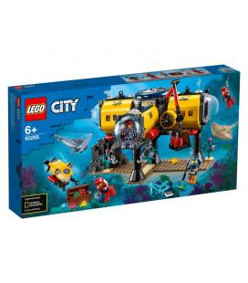 LEGO® City 60265 Ocean Exploration Base, Age 6+, Building Blocks, 2020 (497pcs)