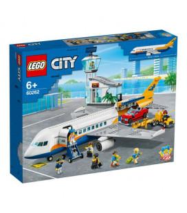 LEGO® City 60262 Passenger Airplane, Age 6+, Building Blocks, 2020 (669pcs)