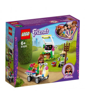 LEGO® Friends 41425 Olivia's Flower Garden, Age 6+, Building Blocks, 2020 (92pcs)
