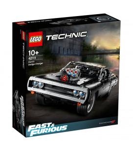 LEGO® Technic 42111 Dom's Dodge Charger, Age 10+, Building Blocks, 2020 (1077pcs)