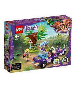 LEGO® Friends 41421 Baby Elephant Jungle Rescue, Age 6+, Building Blocks, 2020 (203pcs)