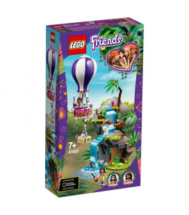 LEGO® Friends 41423 Tiger Hot Air Balloon Jungle Rescue, Age 7+, Building Blocks, 2020 (302pcs)
