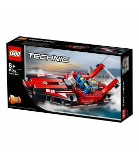 LEGO® Technic 42089 Power Boat, Age 8+, Building Blocks (174pcs)