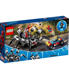 LEGO® Super Heroes 76163 Venom Crawler 8+, Building Blocks (413pcs)