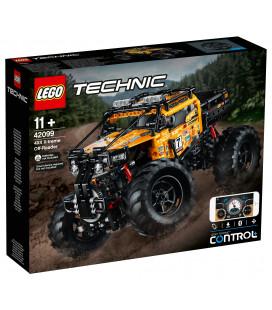 LEGO® Technic 42099 4X4 X-treme Off-Roader, Age 11+, Building Blocks (958pcs)