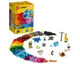 LEGO® Classic 11011 Bricks and Animals, Age 4+, Building Blocks, 2020 (1500pcs)