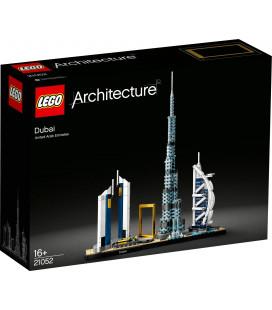 LEGO® Architecture 21052 Dubai, Age 16+, Building Blocks, 2020 (740pcs)