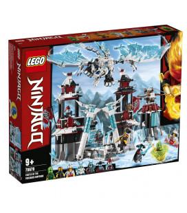 LEGO® Ninjago® 70678 Castle of the Forsaken Emperor, Age 9+, Building Blocks (1218pcs)