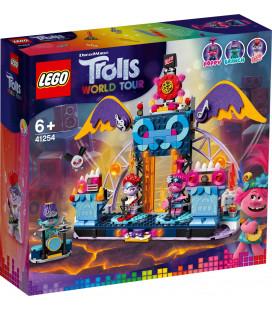 LEGO® Trolls 41254 Volcano Rock City Concert, Age 6+, Building Blocks, 2020 (387pcs)