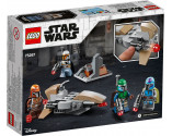 LEGO® Star Wars™ 75267 Mandalorian™ Battle Pack, Age 6+, Building Blocks, 2020 (102pcs)