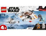 LEGO® Star Wars™ 75268 Snowspeeder™, Age 4+, Building Blocks, 2020 (91pcs)