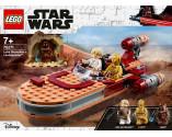 LEGO® Star Wars™ 75271 Luke Skywalker's Landspeeder™, Age 7+, Building Blocks, 2020 (236pcs)