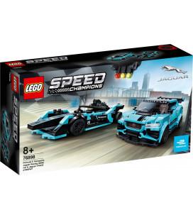 LEGO® Speed Champions 76898 Formula E Panasonic Jaguar Racing GEN2 c, Age 8+, Building Blocks, 2020 (565pcs)