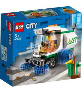 LEGO® City 60249 Street Sweeper, Age 5+, Building Blocks, 2020 (89pcs)