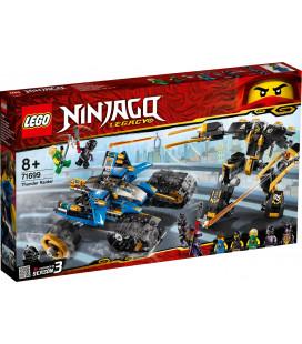 LEGO® Ninjago® 71699 Thunder Raider, Age 8+, Building Blocks, 2020 (576pcs)
