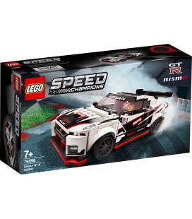 LEGO® Speed Champions 76896 Nissan GT-R NISMO, Age 7+, Building Blocks, 2020 (298pcs)