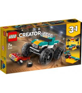 LEGO® Creator 31101 Monster Truck, Age 7+, Building Blocks, 2020 (163pcs)