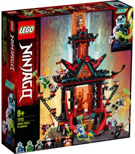 LEGO® Ninjago® 71712 Empire Temple of Madness, Age 9+, Building Blocks, 2020 (810pcs)