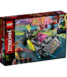 LEGO® Ninjago® 71710 Ninja Tuner Car, Age 8+, Building Blocks, 2020 (419pcs)