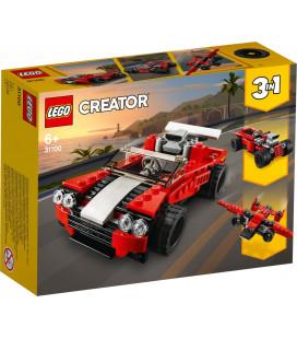 LEGO® Creator 31100 Sports Car, Age 6+, Building Blocks, 2020 (134pcs)