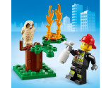 LEGO® City 60247 Forest Fire, Age 5+, Building Blocks, 2020 (84pcs)