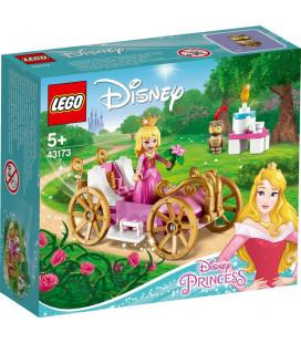 LEGO® Disney Princess 43173 Aurora's Royal Carriage, Age 5+, Building Blocks, 2020 (62pcs)
