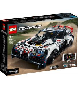 LEGO® Technic 42109 App-Controlled Top Gear Rally Car, Age 9+, Building Blocks, 2020 (463pcs)