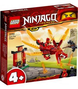 LEGO® Ninjago® 71701 Kai's Fire Dragon, Age 4+, Building Blocks, 2020 (81pcs)