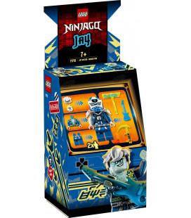 LEGO® Ninjago® 71715 Jay Avatar - Arcade Pod, Age 7+, Building Blocks, 2020 (47pcs)