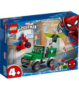 LEGO® Super Heroes 76147 Vulture's Trucker Robbery, Age 4+, Building Blocks, 2020 (93pcs)