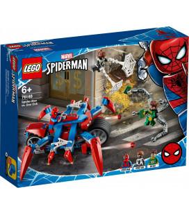LEGO® Super Heroes 76148 Spider-Man vs. Doc Ock, Age 6+, Building Blocks, 2020 (234pcs)