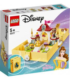 LEGO® Disney Princess 43177 Belle's Storybook Adventures, Age 5+, Building Blocks, 2020 (111pcs)