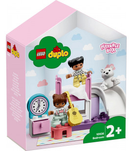 LEGO® DUPLO® Town 10926 Bedroom, Age 2+, Building Blocks, 2020 (16pcs)
