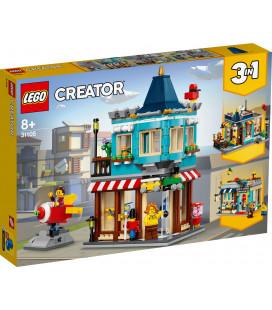 LEGO® Creator 31105 Townhouse Toy Store, Age 8+, Building Blocks, 2020 (554pcs)