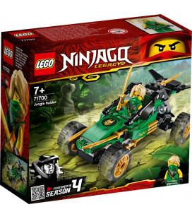 LEGO® Ninjago® 71700 Jungle Raider, Age 7+, Building Blocks, 2020 (127pcs)
