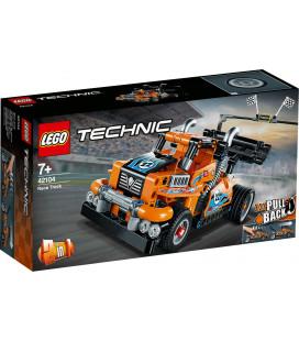 LEGO® Technic 42104 Race Truck, Age 7+, Building Blocks, 2020 (227pcs)